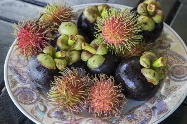 индийские фрукты